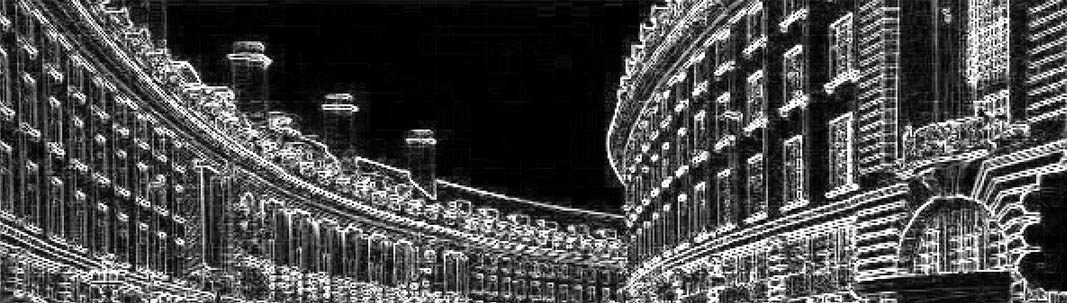 Simplest and Fastest GLSL Edge Detection using Fwidth